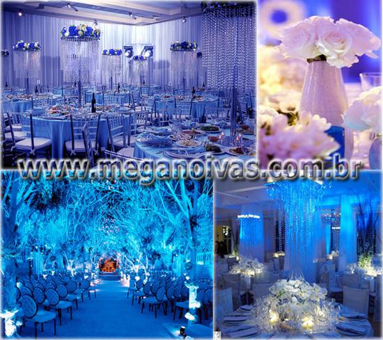 decoracao casamento azul marinho e amarelo : decoracao casamento azul marinho e amarelo:Decoração azul e amarelo é outra opção que a noiva pode
