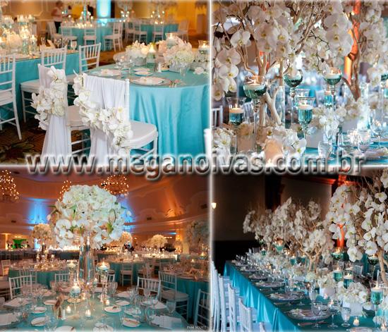 Decoração de Casamento Azul – Mega Noivas 5e3adf36eb